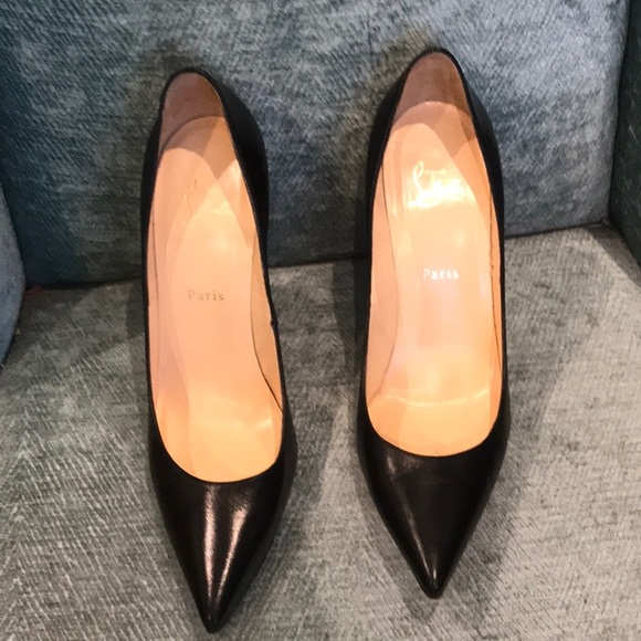 7a3b54c4706 CHRISTIAN LOUBOUTIN SZ 41 1/2 worn only once